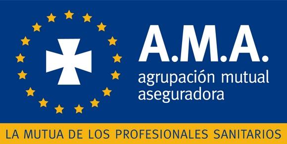 AMA Logo La Mutua de los Profesionales Sanitarios