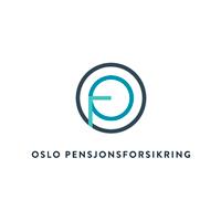 Oslo pensjonsforsikring logo circle