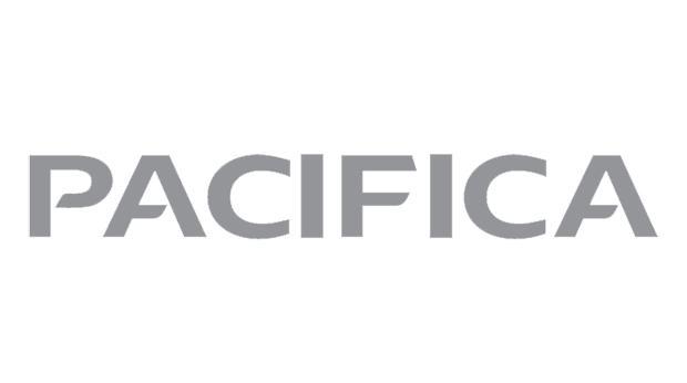 Pacifica logo grey