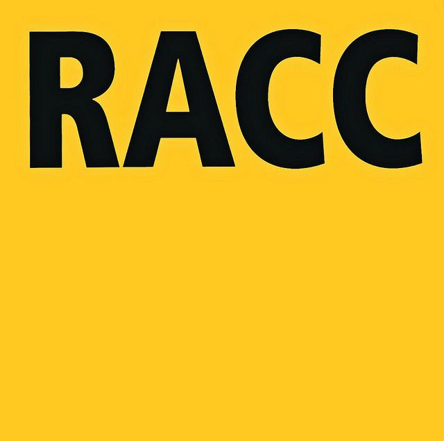 RACC Logo square Yellow
