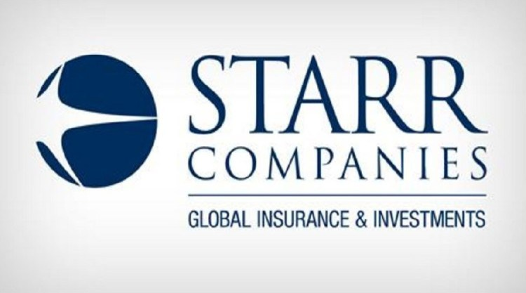 Starr Companies logo Global insurance & Investments