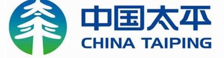China Taiping Insurance Logo Circle Tree