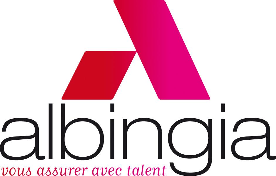 Albingia logo Vous Assurer Avec Talent
