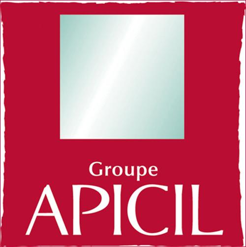 Apicil Groupe logo gestion
