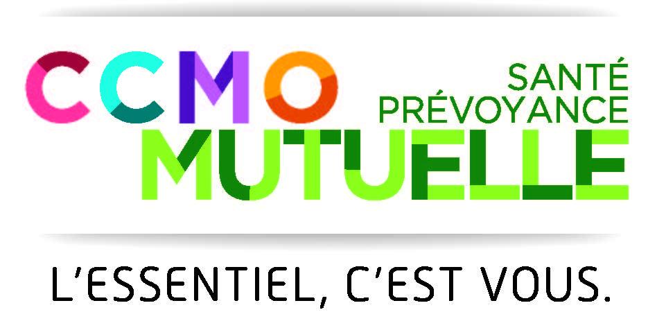 CCMO Mutuelle logo Santé Prévoyance