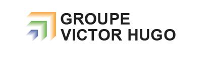 Groupe Victor Hugo Logo