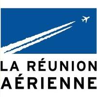 La Réunion Aérienne logo plane