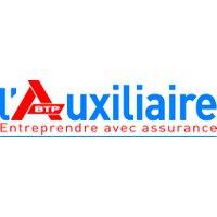 L'Auxiliaire logo Entreprendre avec assurance
