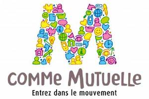M Comme Mutuelle logo Entrez dans le mouvement