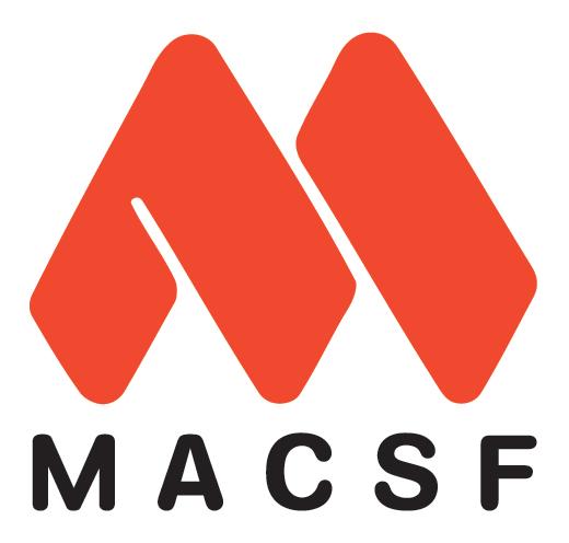 MACSF logo on white background