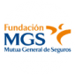 Fundacion Mutua General de Seguros logo on white round