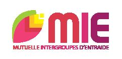 MIE logo Mutuelle Intergroupes d'entraide
