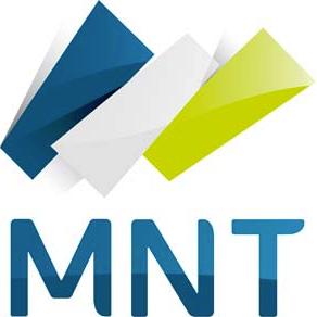 MNT Logo on white square