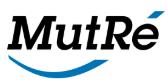 MUTre logo on white square