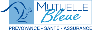 Mutuelle Bleue logo Prevoyance Sante Assurance