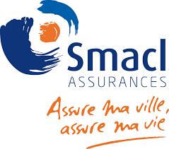 Smacl Assurances logo on white square Assure ma ville assure ma vie