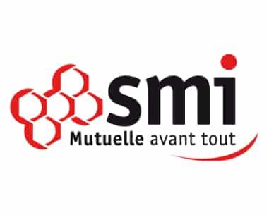 Societe Mutualiste Interprofessionnelle logo SMI Mutuelle avant tout