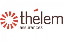 Theleme Assurance logo on white square