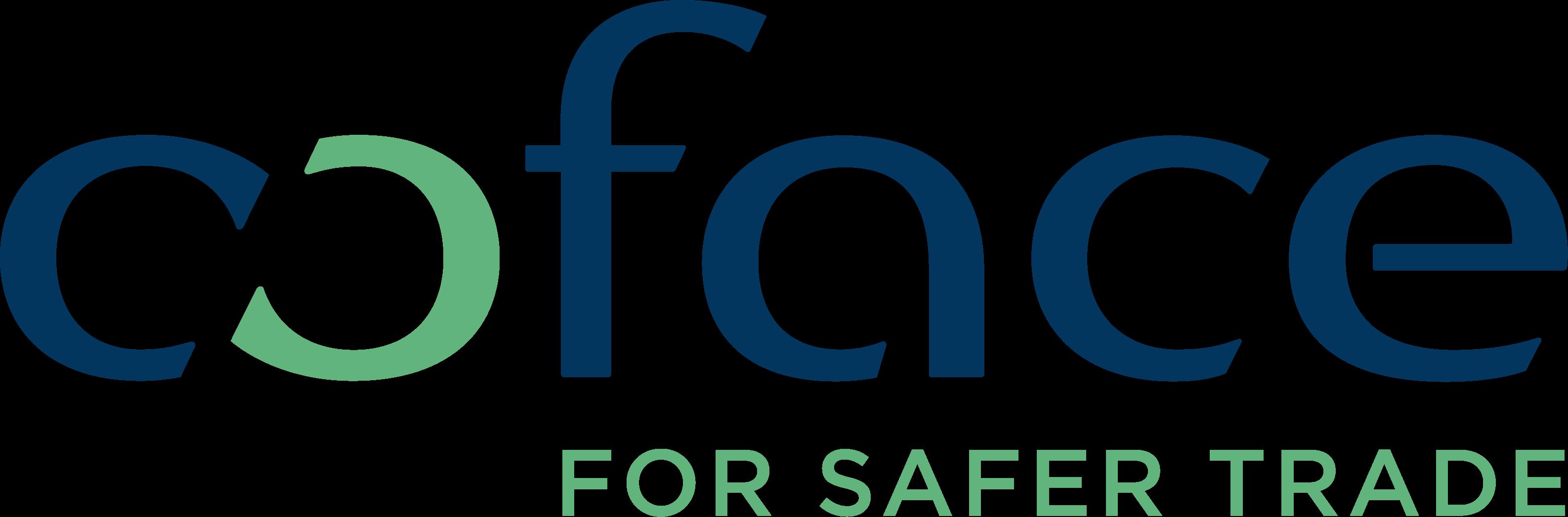 Coface logo For Safer Trade